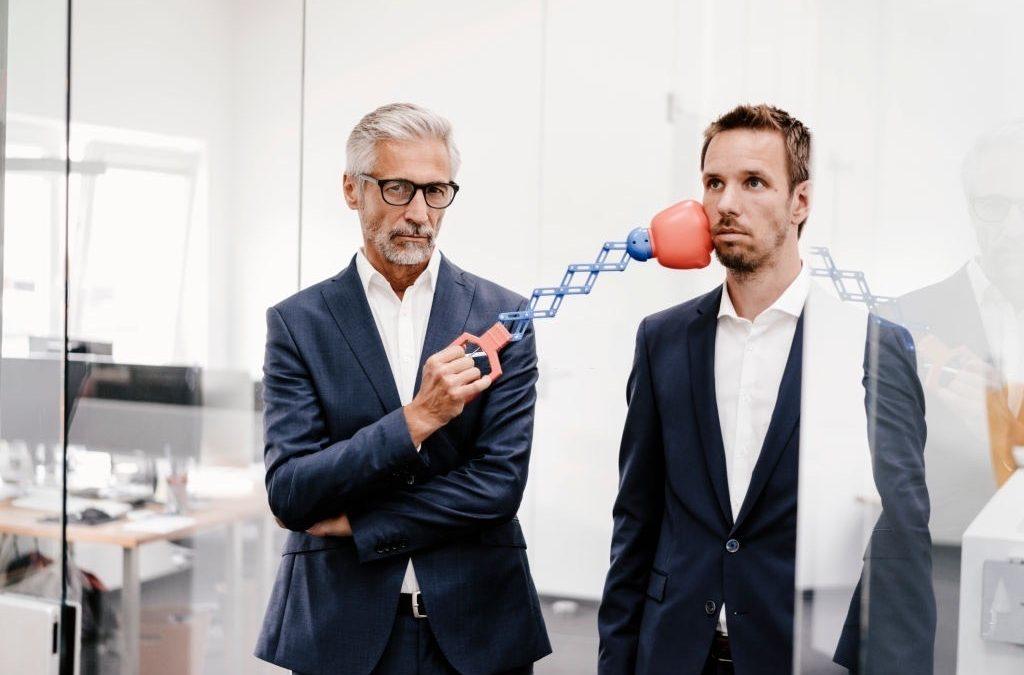 Conflictos Funcionales y Disfuncionales en La Empresa Familiar